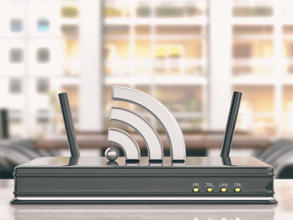 router zdjecie